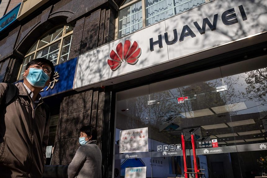US officials said Huawei had been circumventing sanctions.