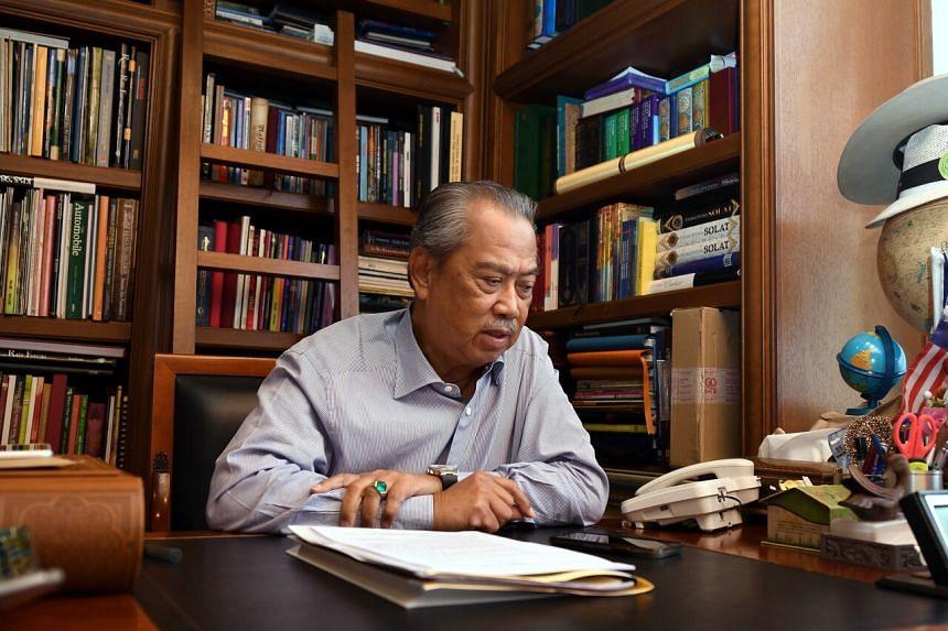 Malaysian Prime Minister Muhyiddin Yassin's birthday falls on May 15.