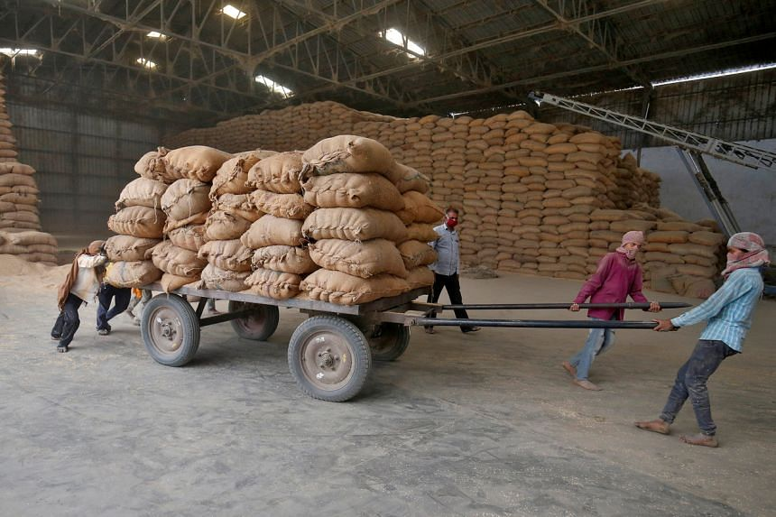 Malaysia's purchases will help trim rice stockpiles in India.