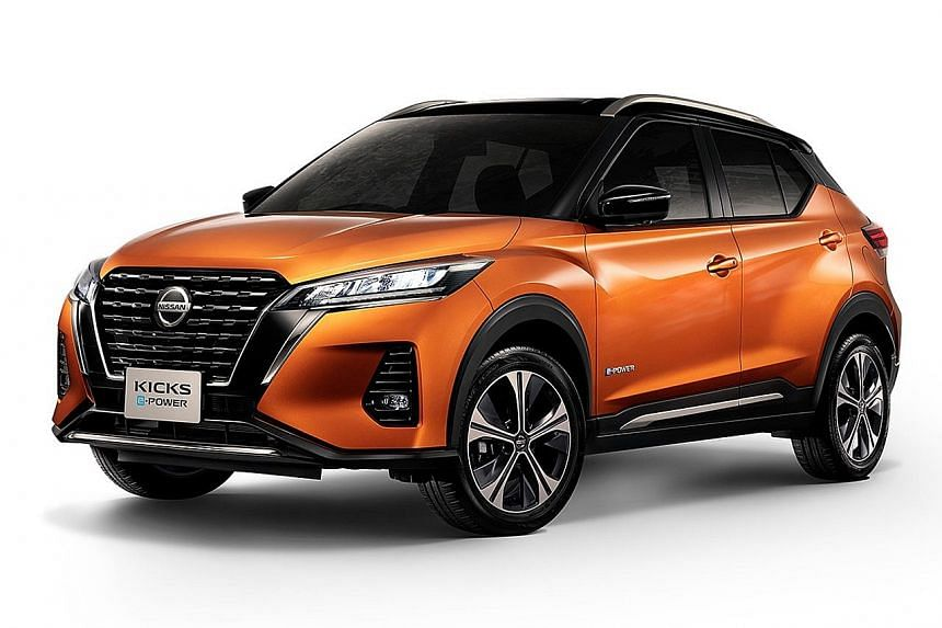 Nissan Kicks to be launched here next month.