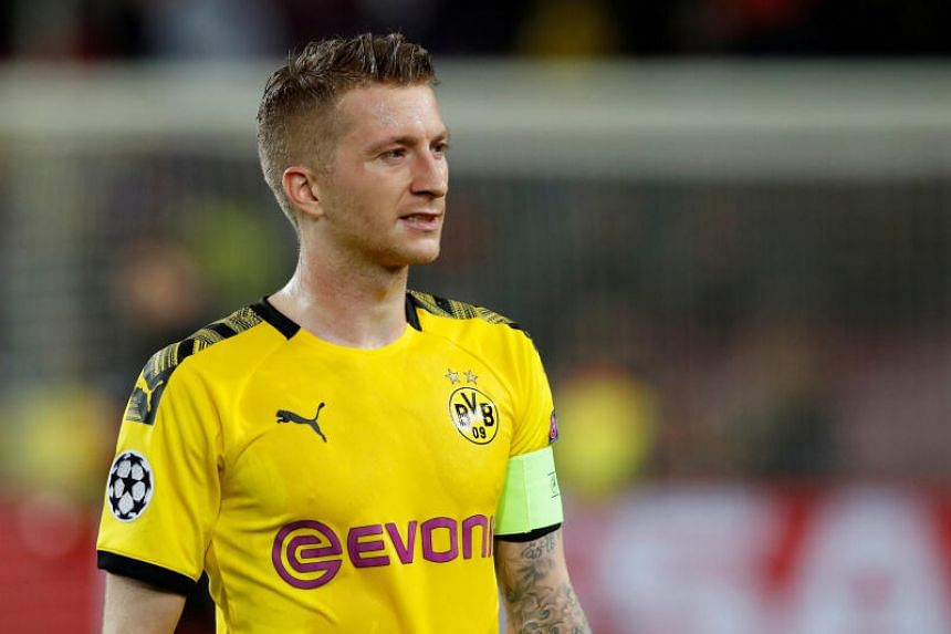 Marco Reus said he was looking forward to playing again, but has warned against complacency.