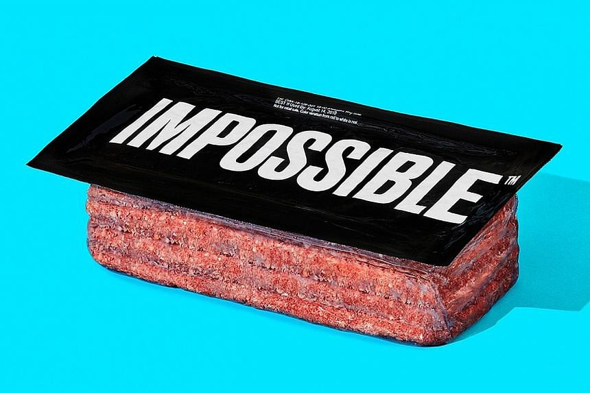 A brick of Impossible meat weighs 2.27kg and costs $88.90 before GST.