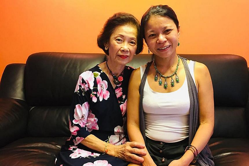 Psychologist Skye Yeo was inspired by her housewife mother Julie Yen to set up a project giving MP3 radio sets to needy elderly folk who lack access to technology.
