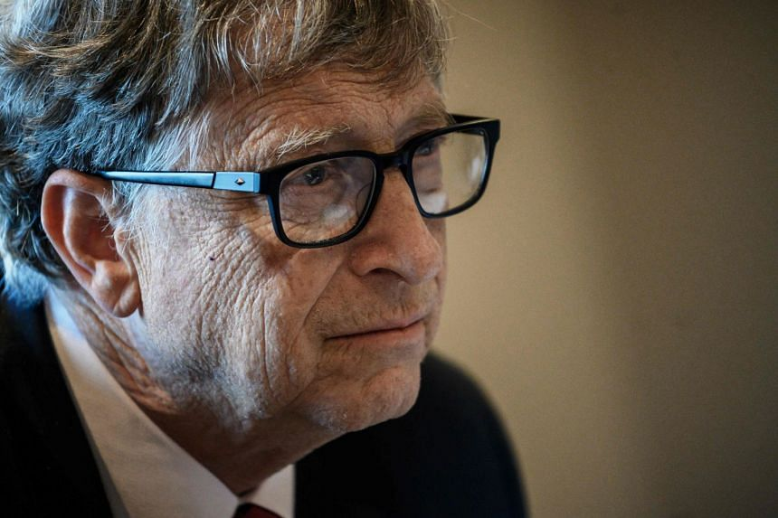 Bill Gates (above) is said to have privately funded Scan.