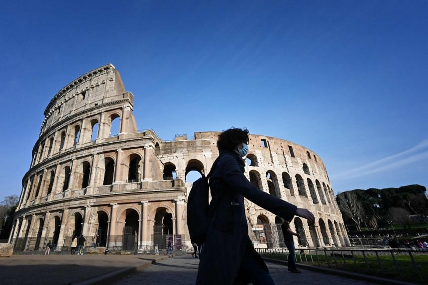 All visitors to Italy will be allowed in, with no obligation to self-isolate, from June 3.