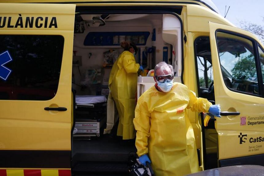 New virus deaths in Spain fall to two-month low under 100