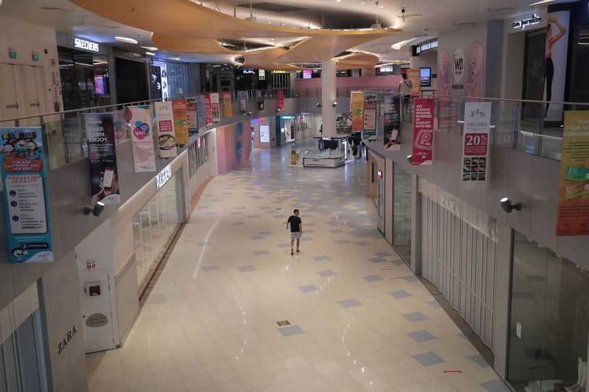 The money is being channelled to employees of tenants and service providers working at Mapletree's retail properties.