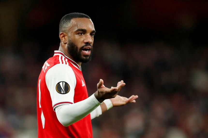 Arsenal investigating Lacazette for balloon incident