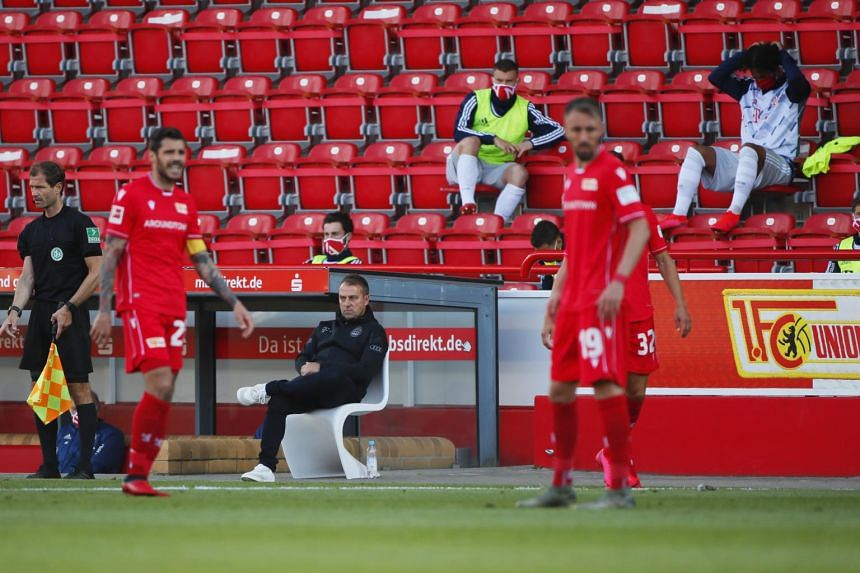 The German Bundesliga became the first major football league to resume since the novel coronavirus outbreak shut down sports earlier this year.