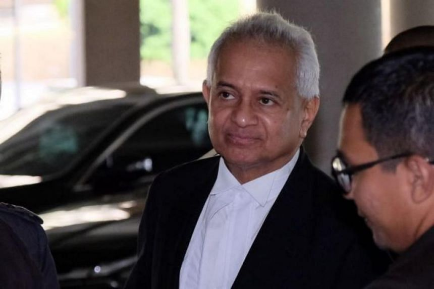 Tan Sri Tommy Thomas resigned as attorney-general in February when the previous Pakatan Harapan government was ousted.
