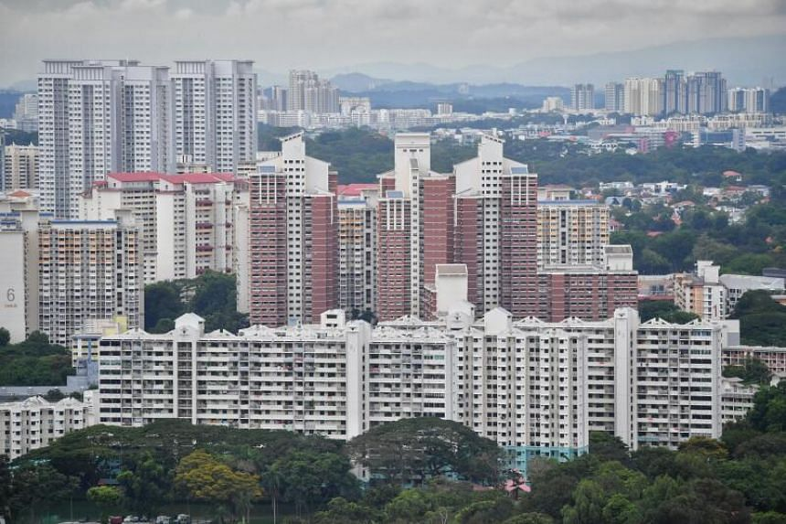 Much like the rest of Singapore, foreign workers can go out only for specific purposes.