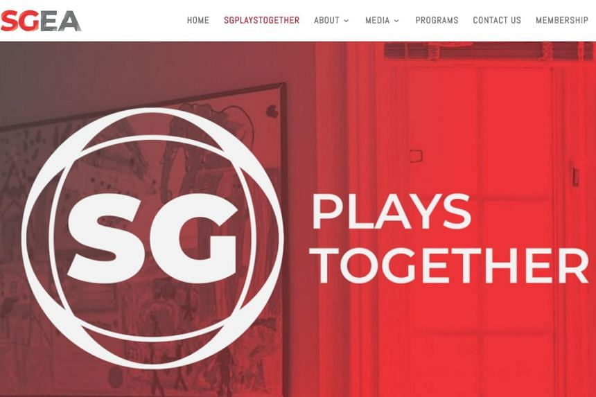 #SGPlaysTogether is aimed at getting people to connect through gaming while staying at home.