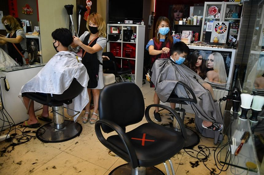 Hairdressers and barbers can offer all hairdressing services from June 2, 2020.