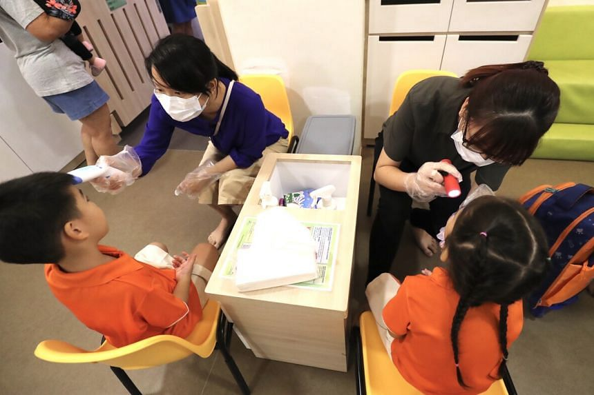 Pre Schools In Singapore To Open From