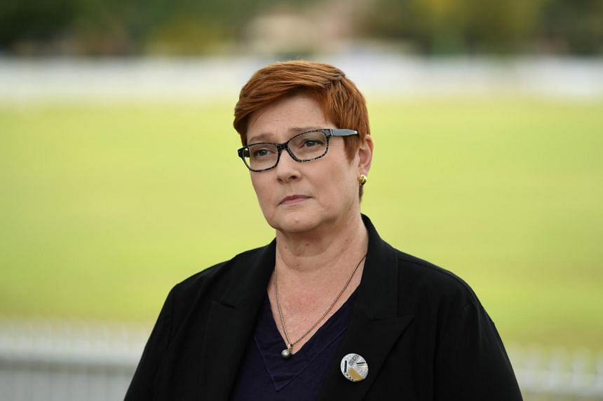 Australian Foreign Minister Marise Payne said the wording at the resolution at the World Health Assembly had met Australia's requirements.