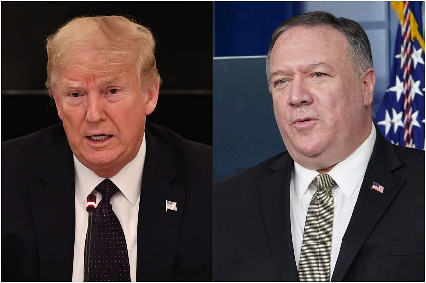Pompeo rejected request for interview from inspector general on Saudi arms sales