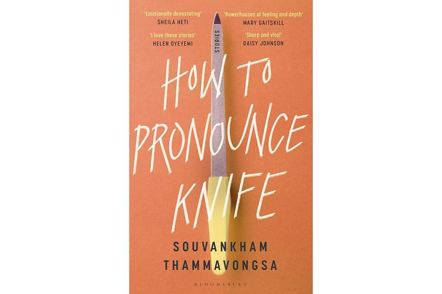 Canadian poet Souvankham Thammavongsa, who was born to Lao parents, features many immigrants or refugees from Laos in How To Pronounce Knife.