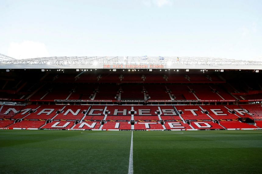 Manchester United have pleaded with their fans to stay away from matches and watch on television