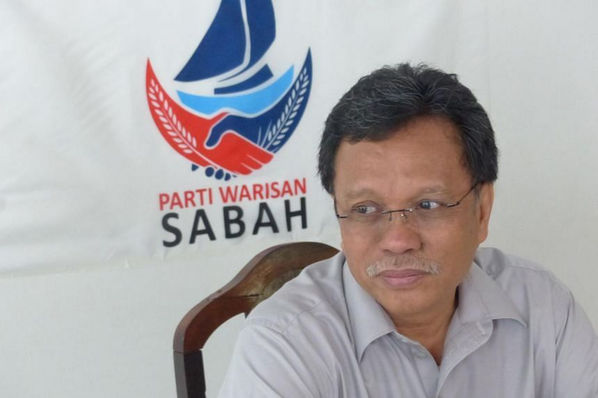 In Sabah, Warisan president Shafie Apdal (above) is under threat from predecessor Musa Aman.