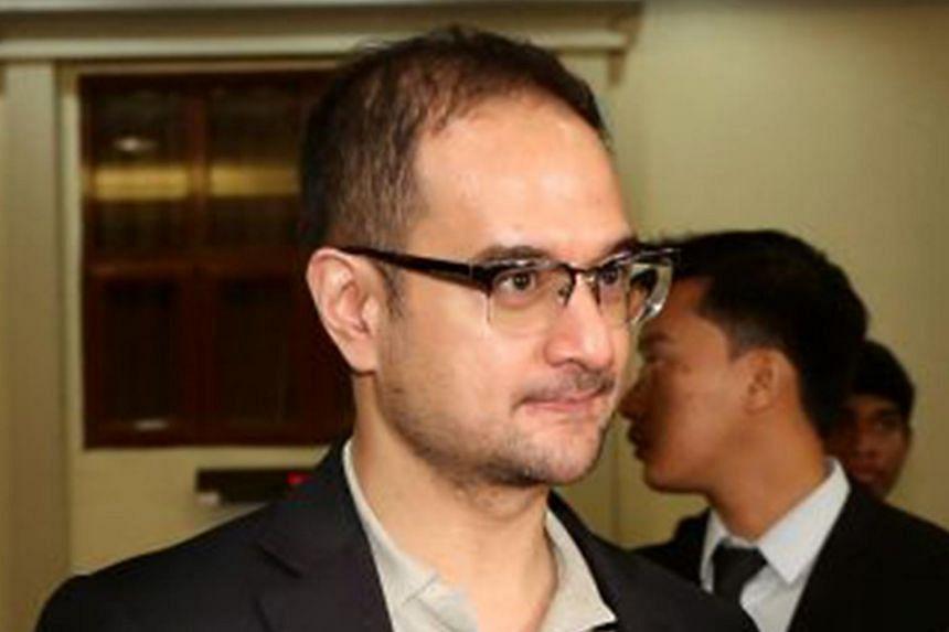 Mr Riza Aziz's settlement has sparked widespread criticism.