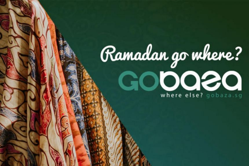 Online bazaars like Gobaza.sg has thrown a much-needed lifeline to many home-based retailers.