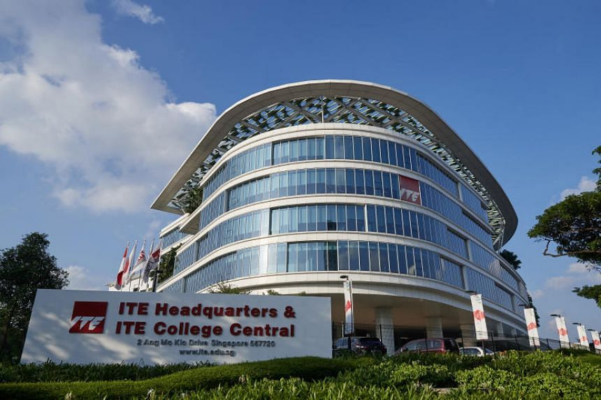 The initiative will be rolled out to all 27,000 of ITE's students.