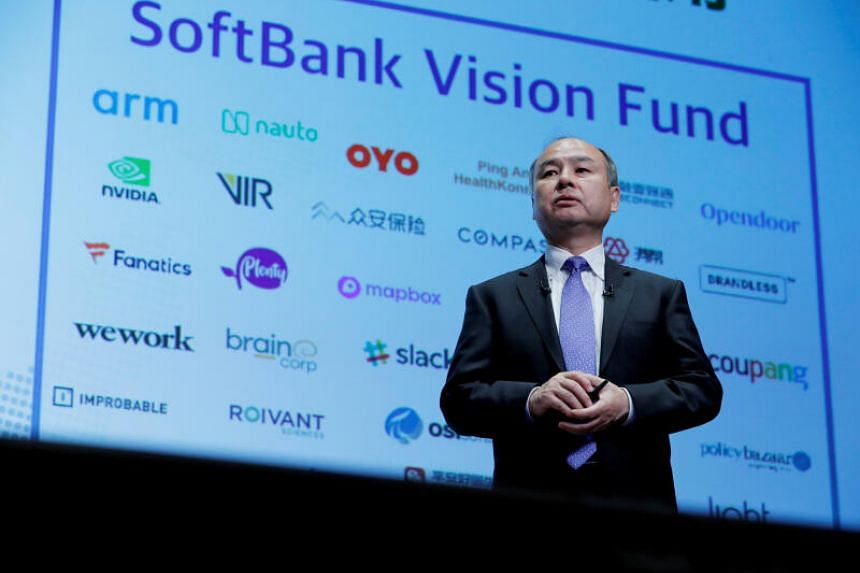 SoftBank CEO Masayoshi Son later took to Twitter to set the record straight.