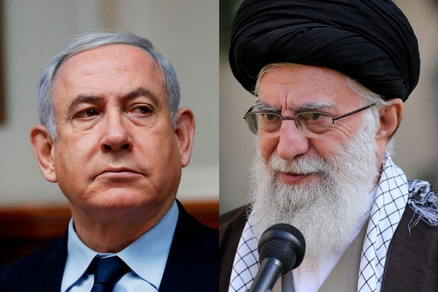 Israel, Iran leaders trade Twitter blows