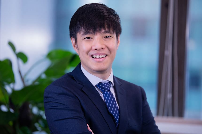 JCU's MBA programme has equipped Mr Jacob Chong to sharpen his people management and business skills. PHOTO: MAERSK