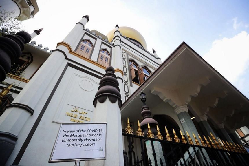 Hari Raya Aidilfitri is usually a time when Muslims visit mosques in the morning to do special prayers.