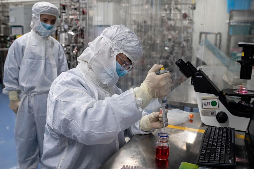 No annual growth target for virus-hit China, a first in years