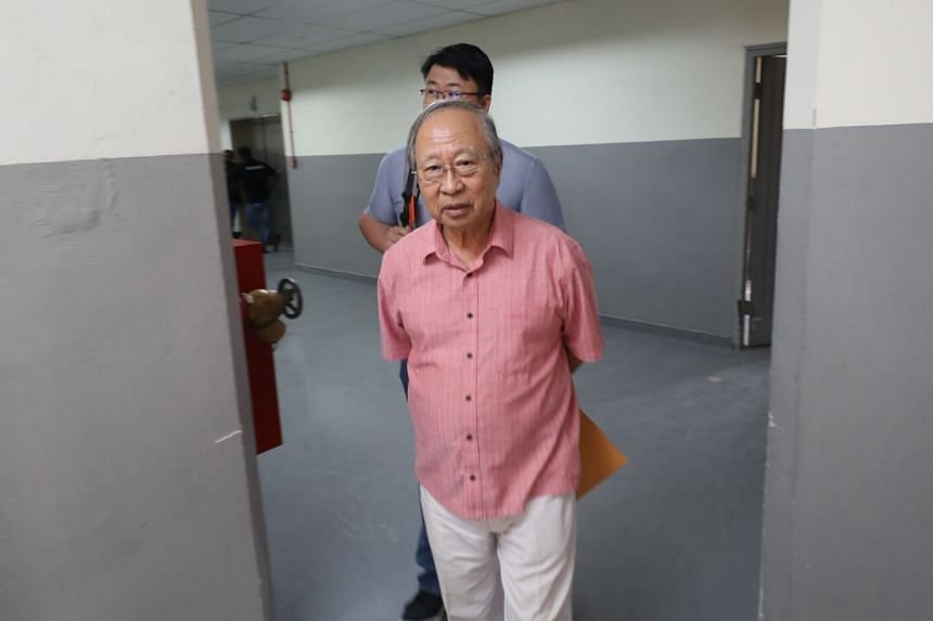 It is Mr Tan Cheng Bock's first public statement on the resignations and expulsions from the party in the past three months.