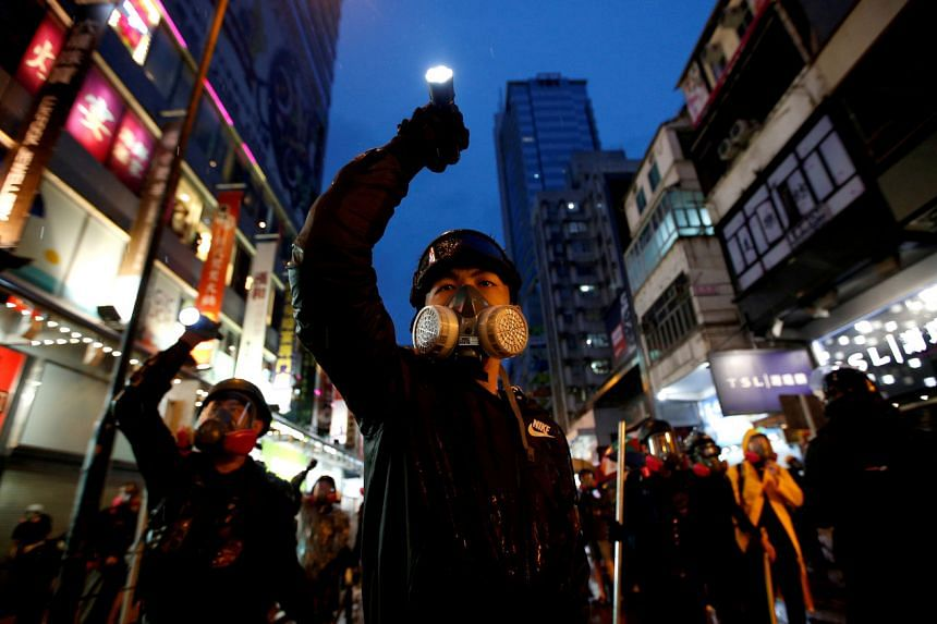 The move by the National People's Congress would ban the kind of protests that rocked Hong Kong in 2019.