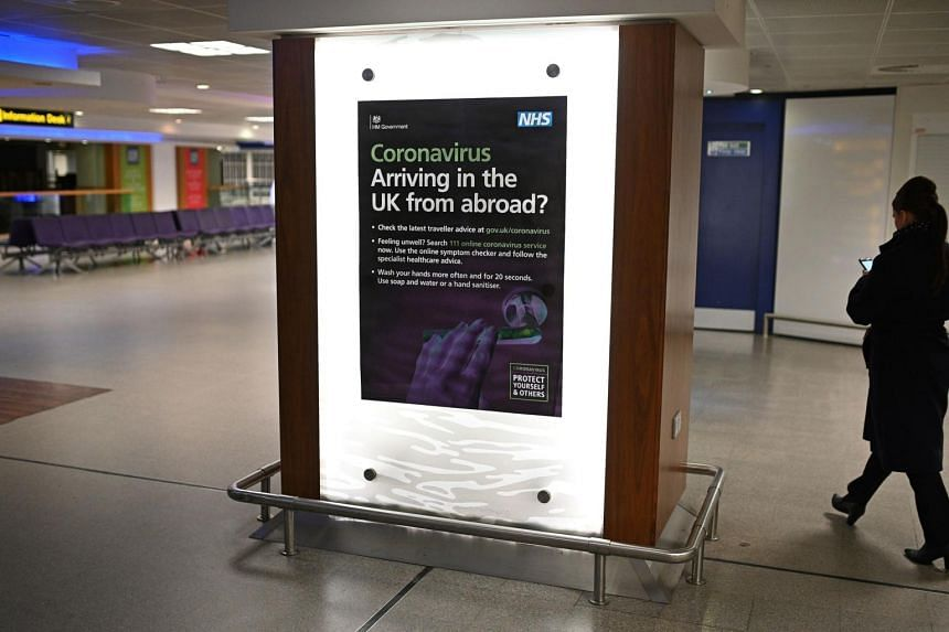 The British government is planning a 14-day quarantine for most people arriving in the country in the coming weeks.