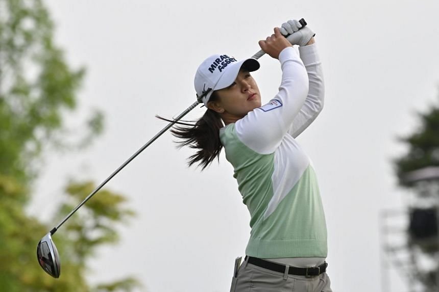 """World No. 6 Kim Sei-young said """"all-out parental support"""" is vital for success."""