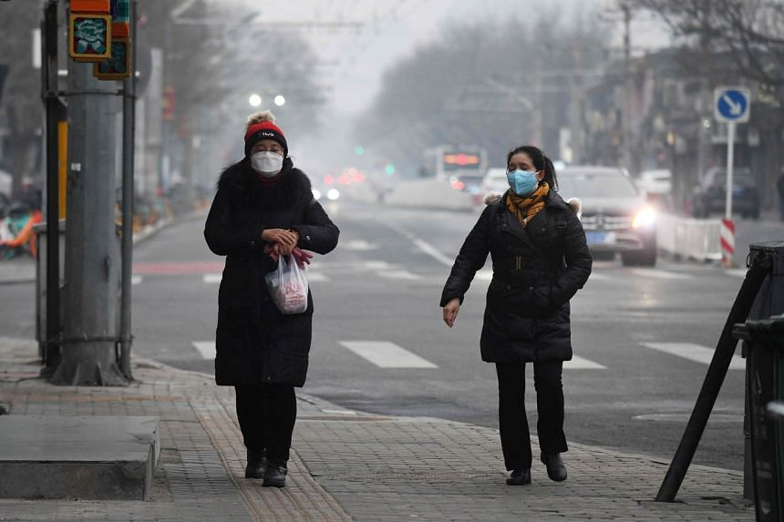 China's air pollution saw an increase in April for the first time since December.