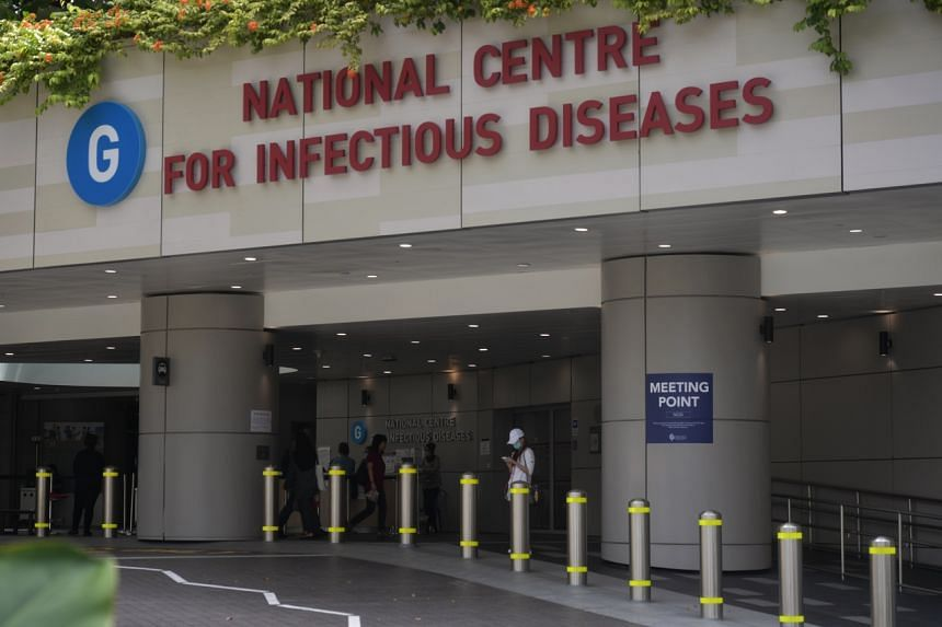 NCID is approaching people who were placed under quarantine from the start of contact tracing in January until April 4.