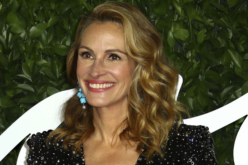 Julia Roberts, other stars hand over social media spotlight to health experts