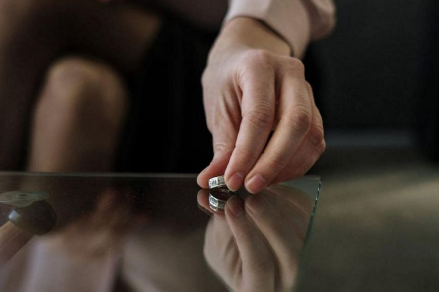 58 per cent of 6,320 divorcing couples chose the simplified track to divorce in 2019.