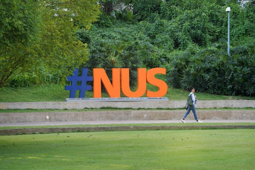 To minimise intermingling of students, NUS intends to divide up its campuses into different zones.