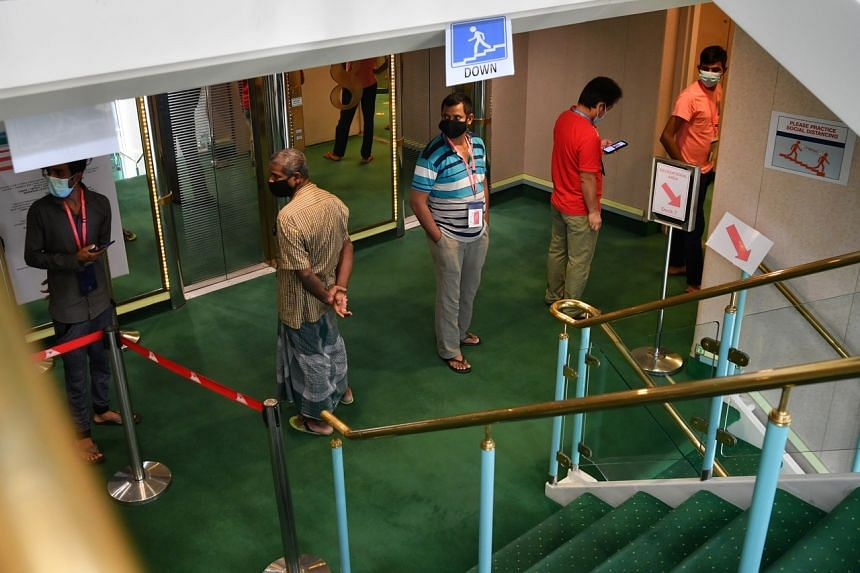Genting Cruise Lines is prepared to have the workers on board until the end of July.