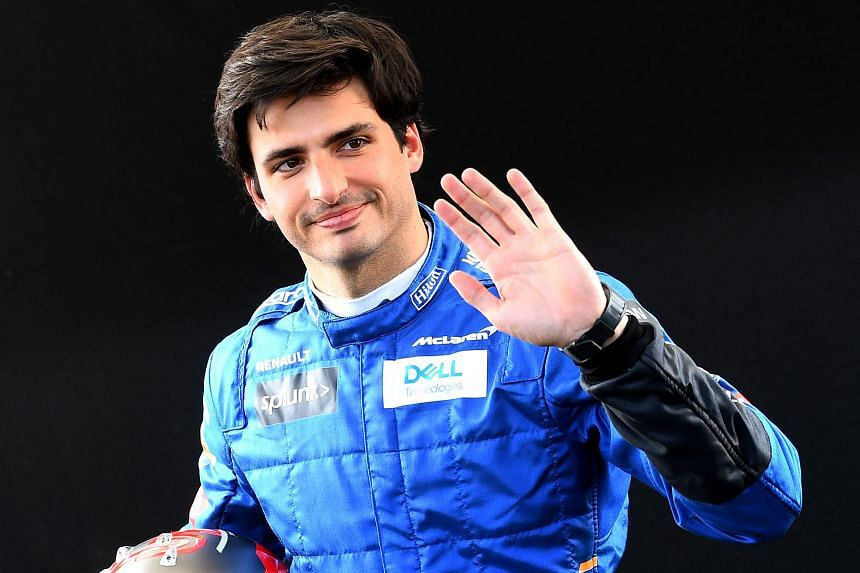 Carlos Sainz joined McLaren from Renault at the end of 2018.