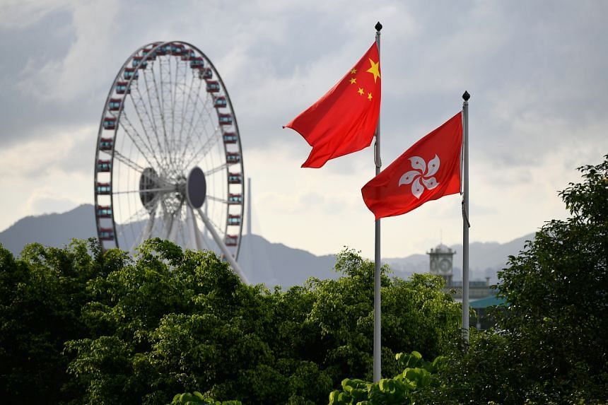 China has set the dates for a draft national security act for Hong Kong to be debated and voted on over the next week.