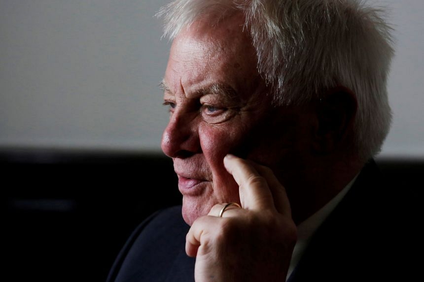 """Mr Chris Patten said Britain has a """"moral, economic and legal"""" duty to stand up for Hong Kong."""