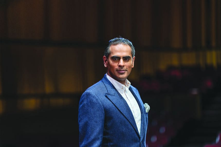 The virtual line-up will kick off with a panel discussion chaired by Singapore International Festival of Arts director Gaurav Kripalani (above).