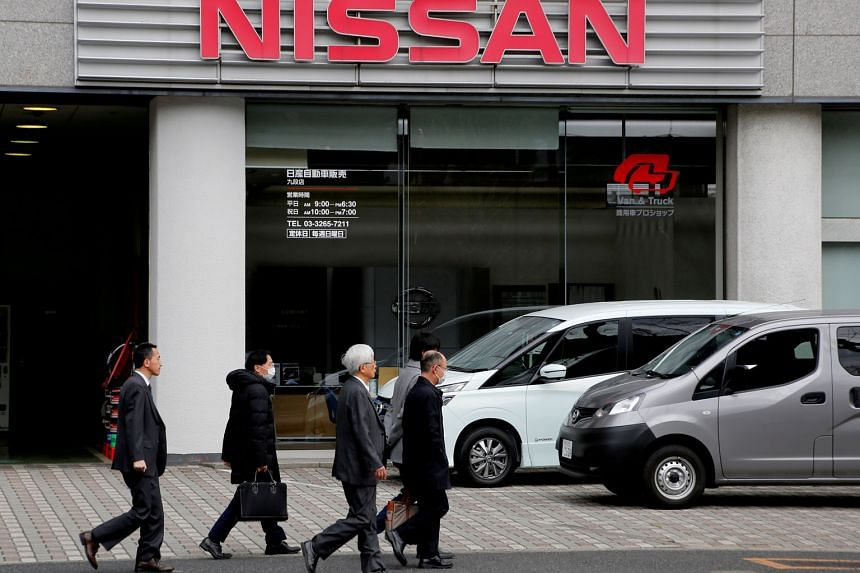 The coronavirus outbreak is forcing Nissan to cut production, and it is also considering restructuring measures in Japan. It warned last month that it expects to post a loss for the latest fiscal year through March as the pandemic shuttered dealershi