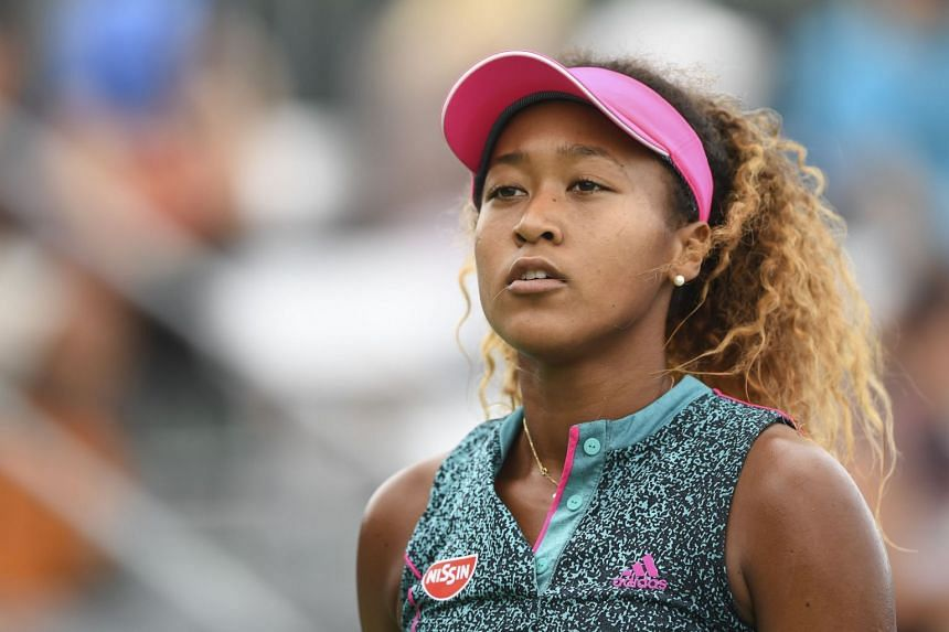 Osaka (above) ranks 29th on the 2020 Forbes list of the world's100 top-paid athletes.