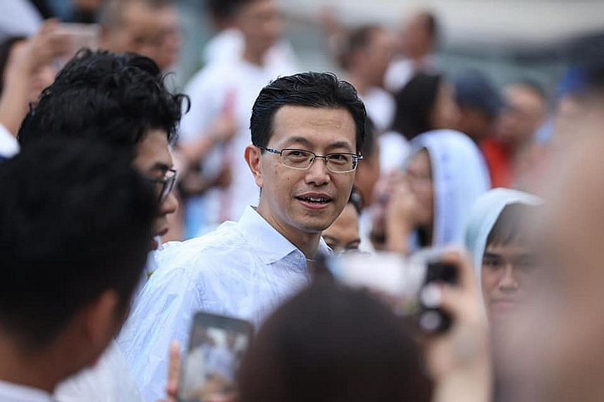 Mr Stanley Ng, a Hong Konger who has represented Hong Kong at the National People's Congress since 2012, said the city's political impasse made intervention by Beijing necessary.