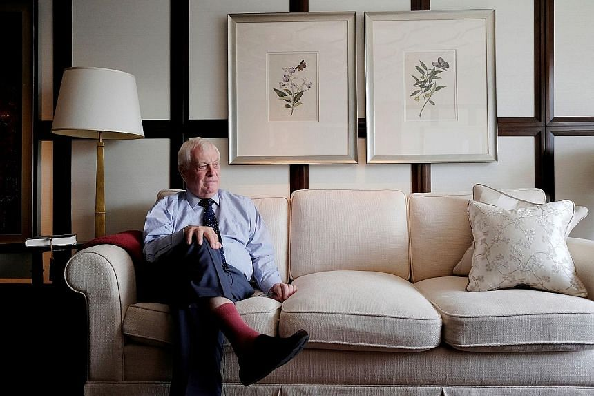 Mr Chris Patten, the last governor of Hong Kong before the city was handed back to China in 1997 after over 150 years of British rule, says the West should stop kowtowing to Beijing for an illusory great pot of gold.