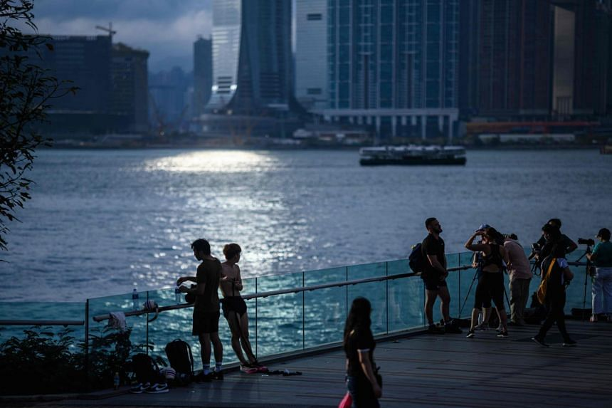 US officials have said the Chinese legislation would be bad for the economies of both Hong Kong and China.
